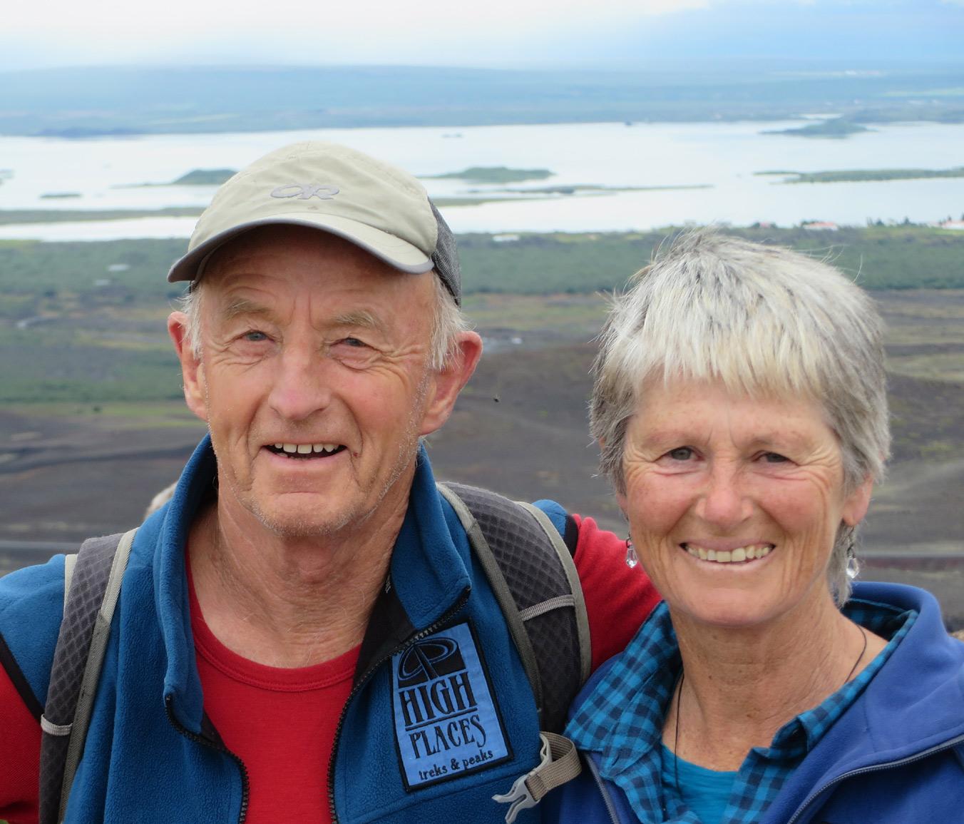 Bob & Mary Lancaster of High Places Ltd NZ